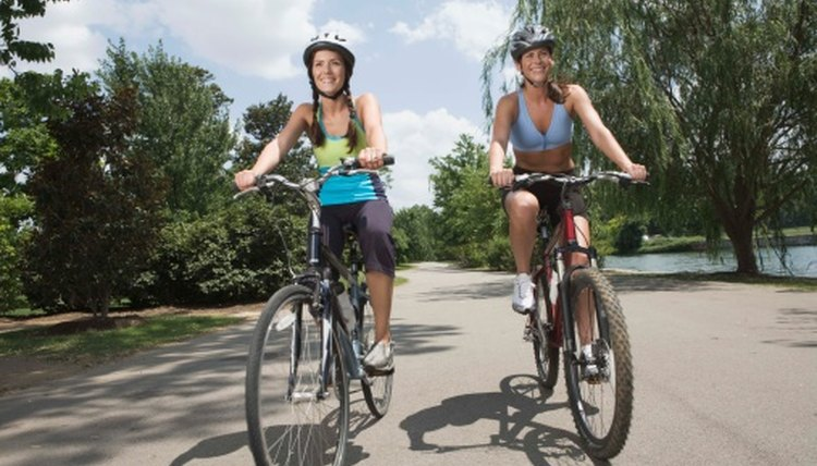 Is Riding a Bike Equal to Walking in Exercise?
