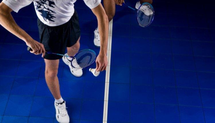 Badminton Equipment & Facilities