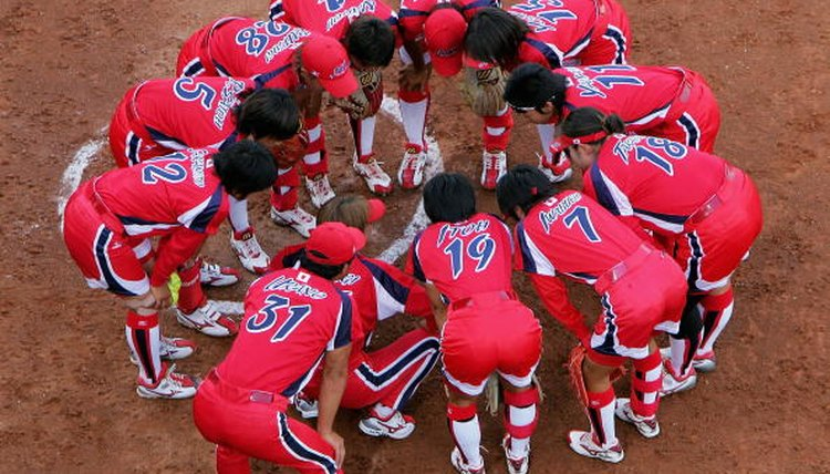 Rules & Strategies of Softball
