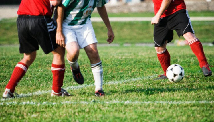 Soccer Training Exercises for Adults