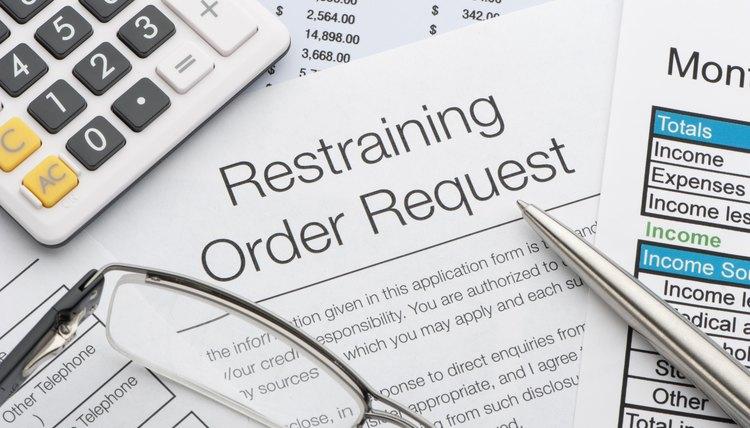 Getting a Restraining Order in Nebraska