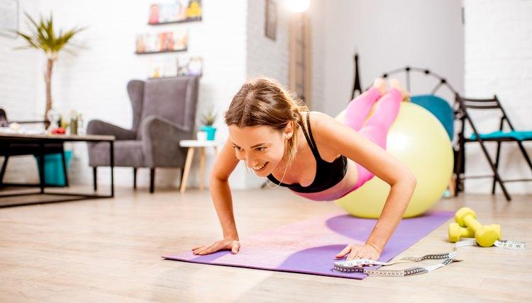 P90X Plus Workout Guide