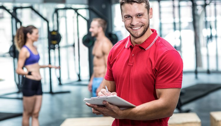 Personal Trainer History