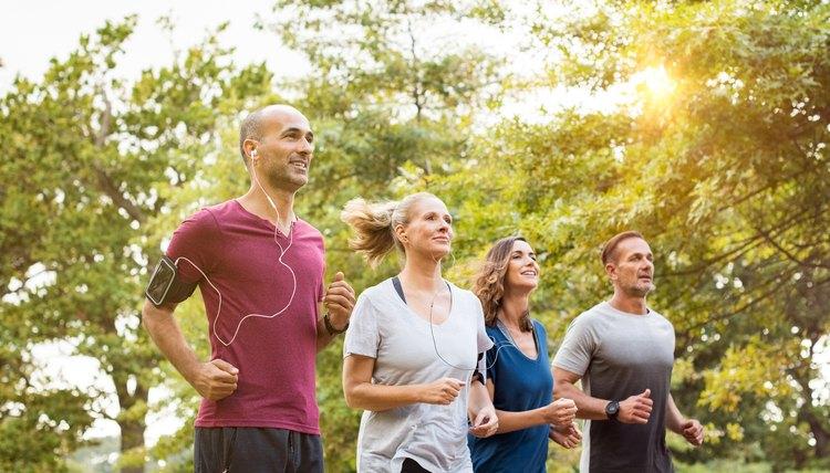 Aerobic Fitness Training Methods
