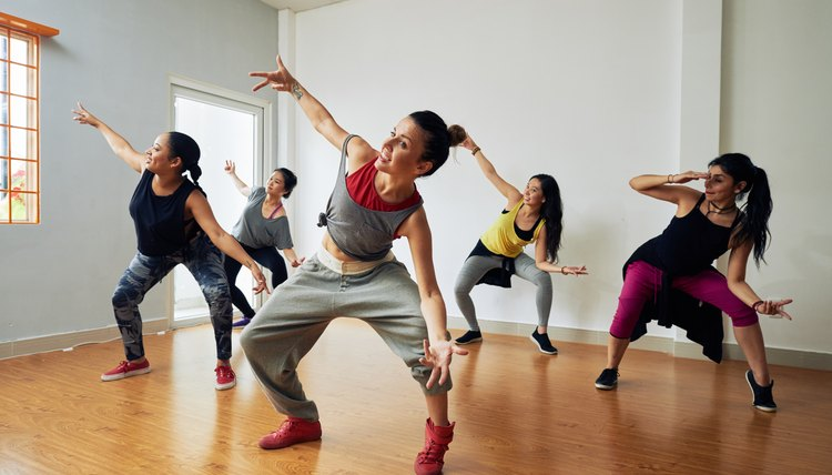 Difference Between Hip Hop Abs & Zumba
