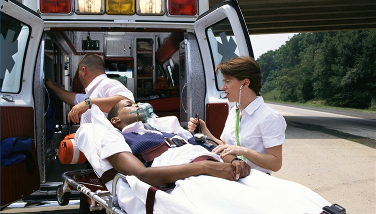 how to become a paramedic | career trend, Human Body