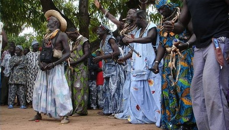 Information on African Clothing