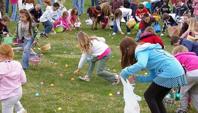 Christian Meaning of Easter Egg Hunt