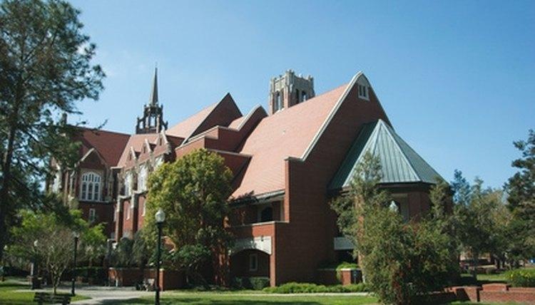 University psychology teaching center