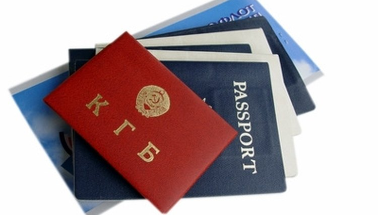 A passport is just one of the documents you can use to establish identity for TWIC.