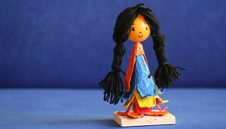 Let your students create the puppets that will retell the stories they've just read.