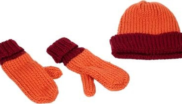 Preschoolers can match appropriate clothing to specific temperatures.