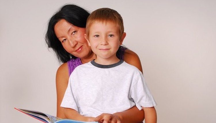 Echo reading instills confidence in children.