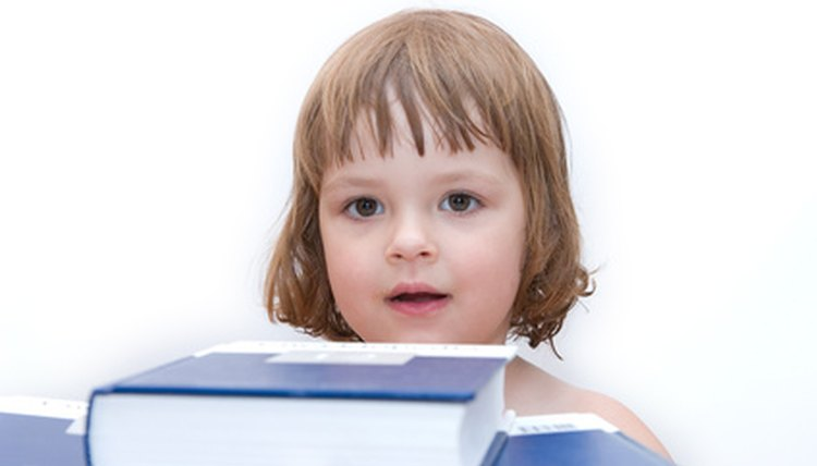 Pique a child's curiosity by placing interesting age appropriate books on counter tops and coffee tables.