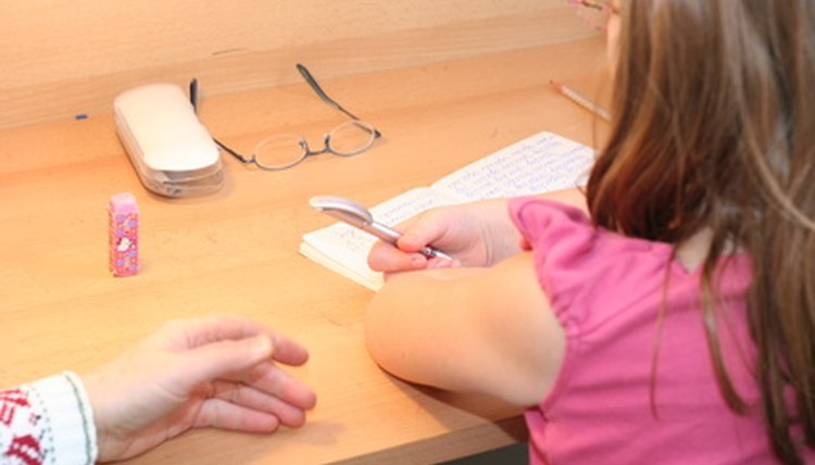 Tutoring children is a useful way to volunteer your time.