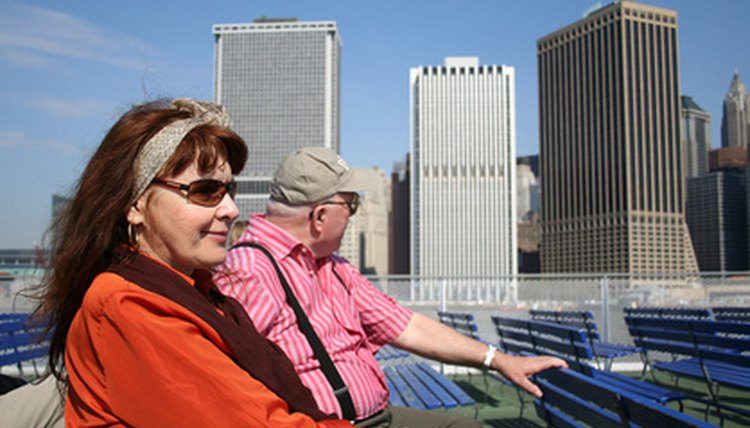 Seniors can get out and about at many Chicago tours and cruises.