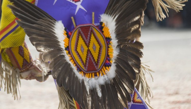 A pow-wow dancer may know a spiritual healer.