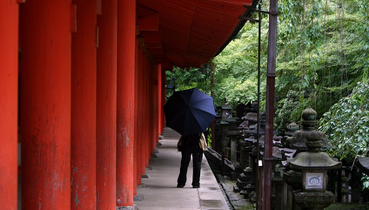 Funerals in Japan are auspicious affairs, to be attended by close friends and relatives.
