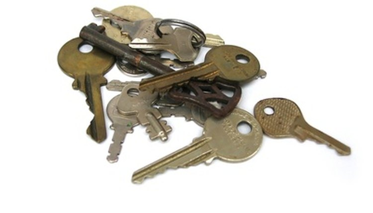 You can sell a large amount of keys as scrap metal.