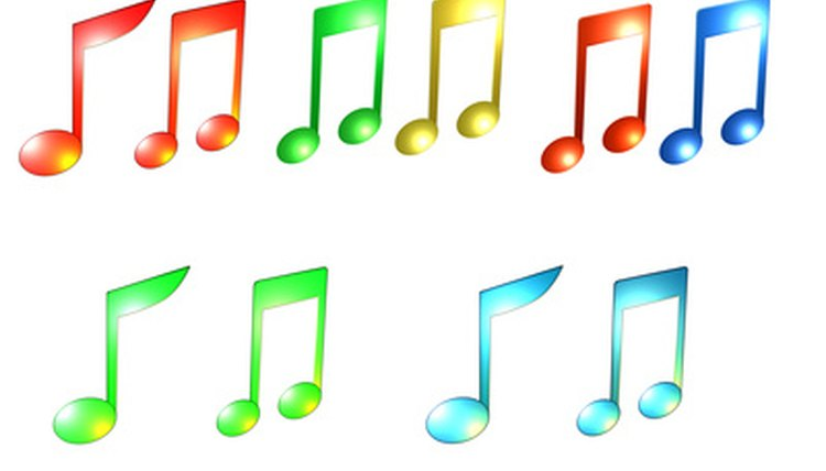 Singing songs helps children remember math.
