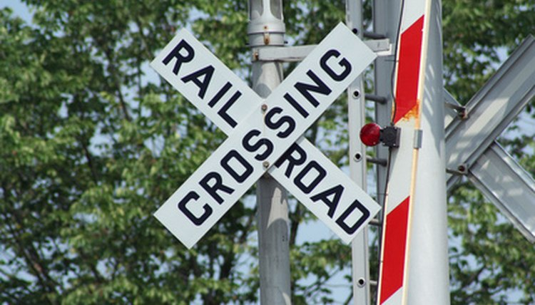 School buses should stop at all railroad crossings.