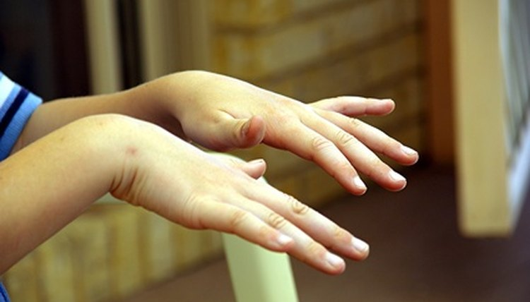 For children with organizational issues, hand exercises may be the best approach.