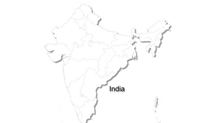 Tamil is spoken in southern India