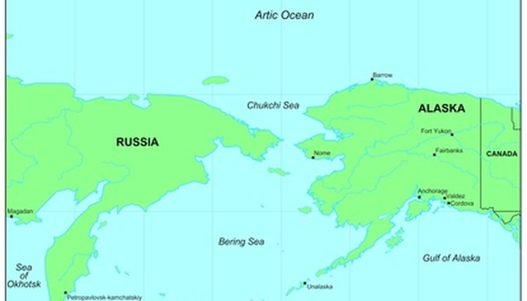 Alaska is closer to Russia than the U.S.
