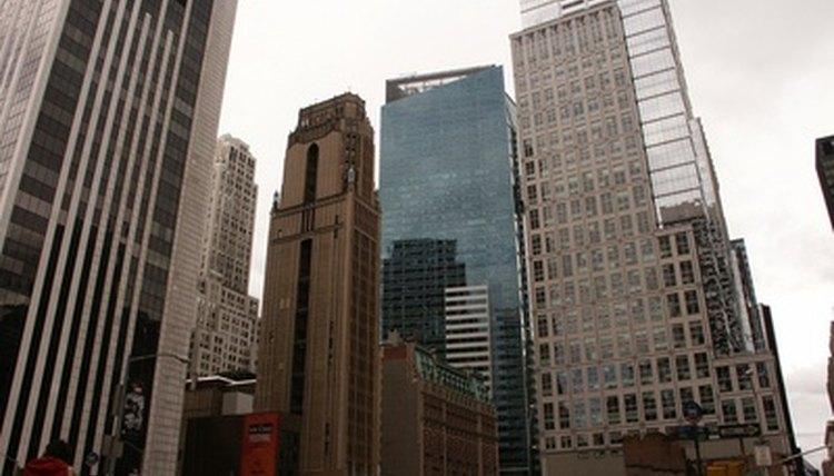 FIT is located in midtown Manhattan