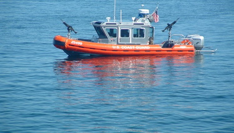 The Coast Guard has strict background check requirements.