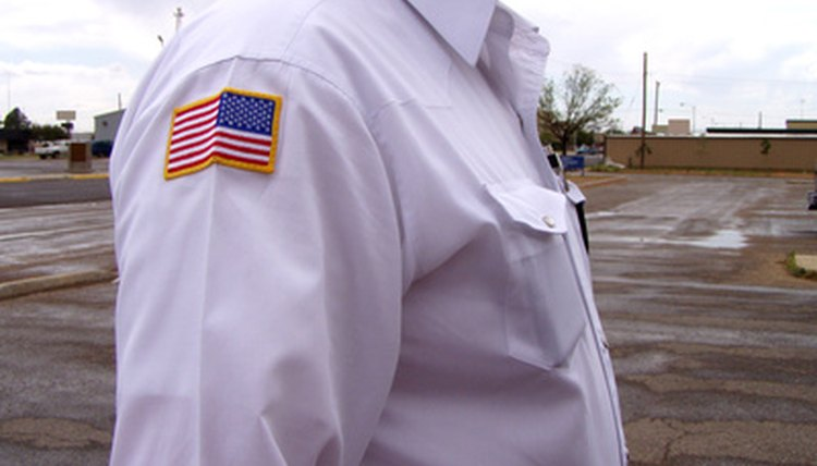 Correctional officers process and guard inmates in jail, transit and courtroom settings.