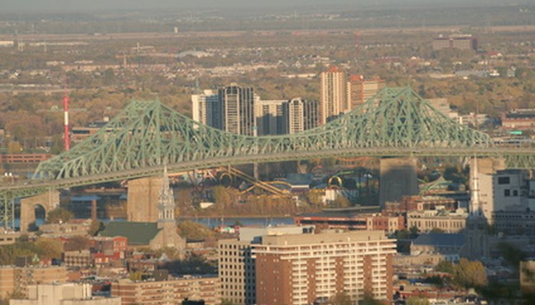 McGill University is located in Montreal.