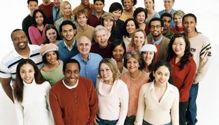 Diverse community.