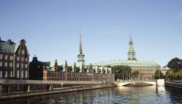 Widest of Copenhagen, Denmark.