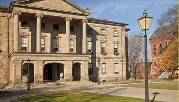 UPEI is located in picturesque Charlottetown.