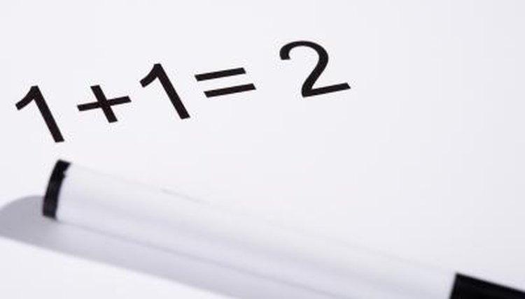 Interpret math computation skills.