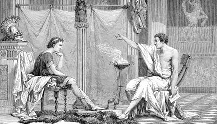Ancient Greek scholars, such as Aristotle, used a subject-centered approach to curriculum.