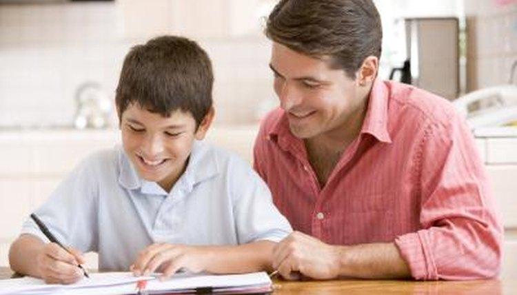 Homework will help reinforce skills learned in school.