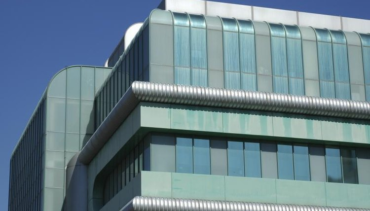 Office building at UCI