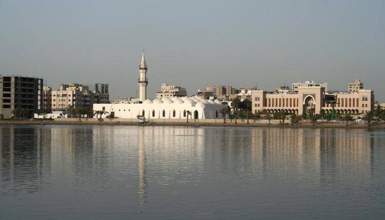 City of Jeddah, Saudi Arabia