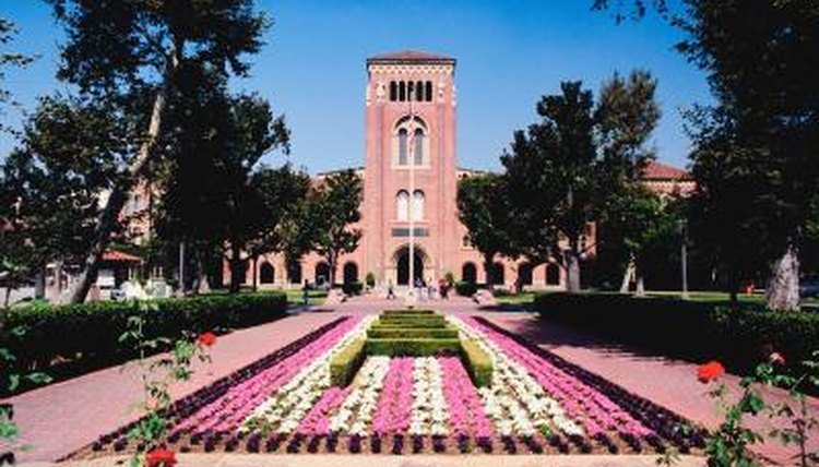 The University of Southern California is known for permitting spring admission.