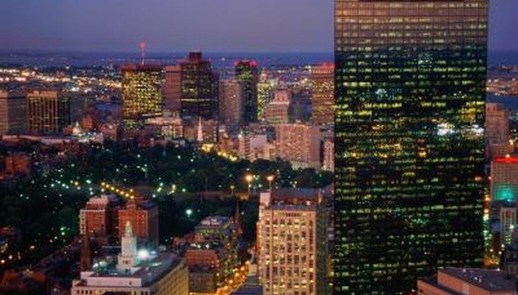 Emerson is located in Boston, MA.