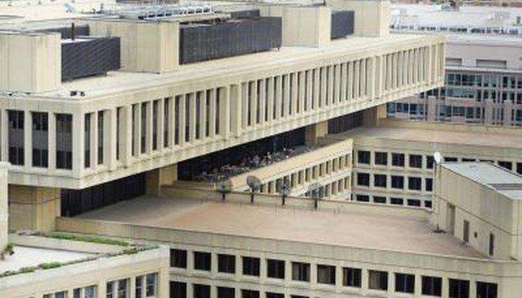 FBI building, Washington D.C