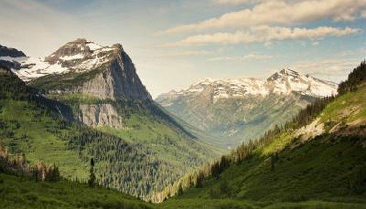 Montana's landscape