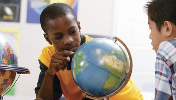 Teachers should make students aware of social issues around the world.