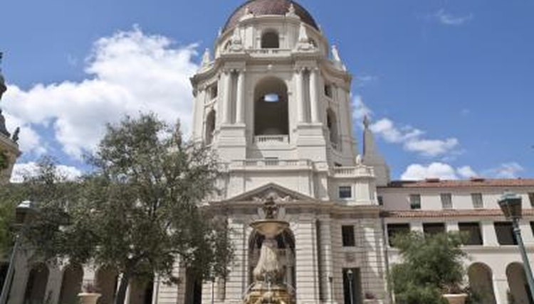 City of Pasadena.