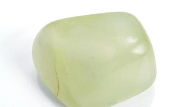 Jadeite natural stone.