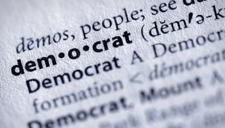 The Democratic Party has had a significant effect on all three branches of U.S. government over the past forty years.