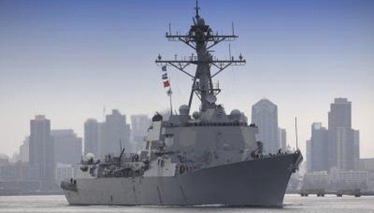 Destroyer USS Stockdale