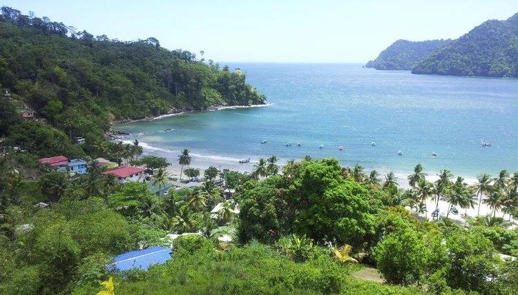 Island of Trinidad.